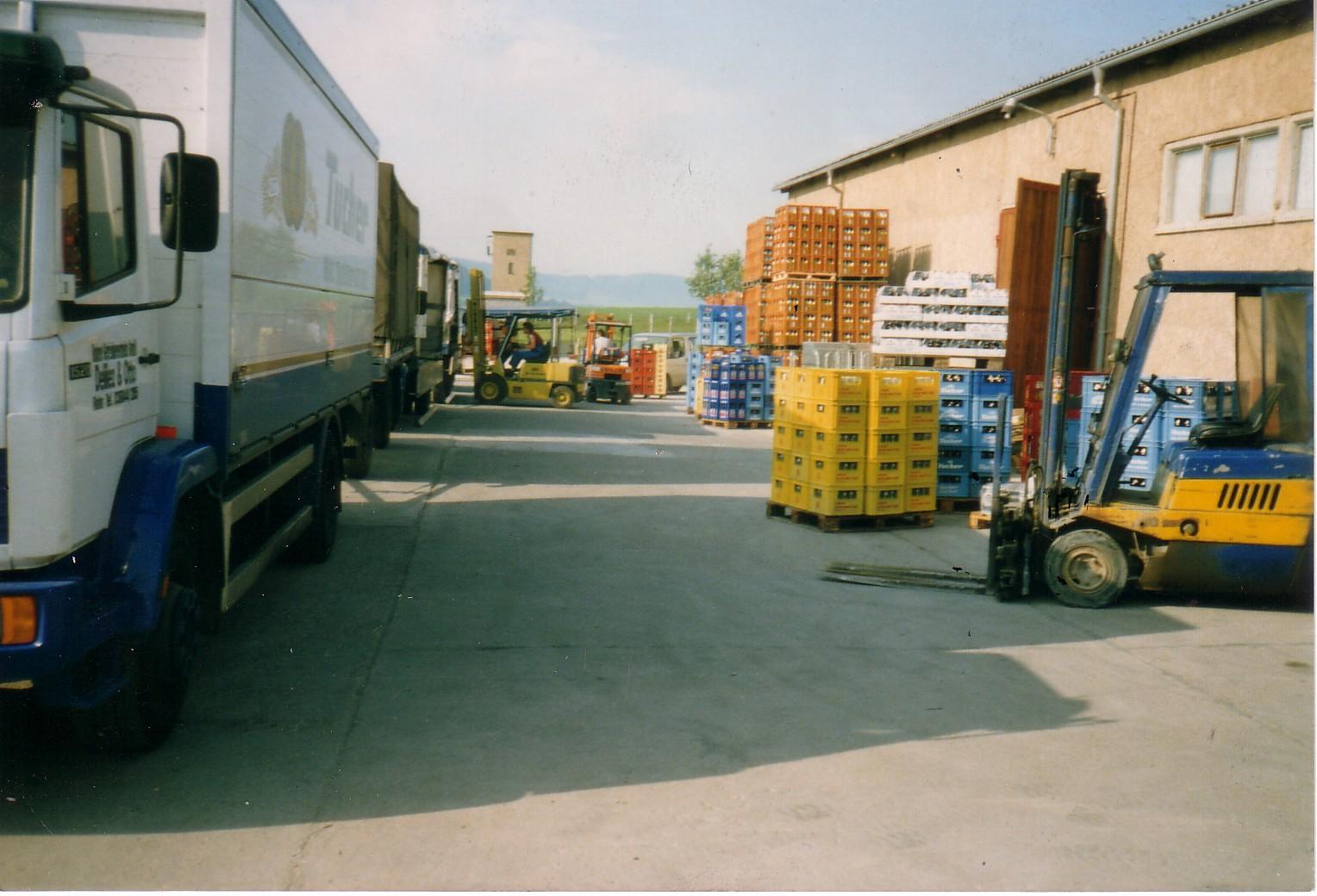 Geschichte – Rohrer Getränke-Vertrieb GmbH